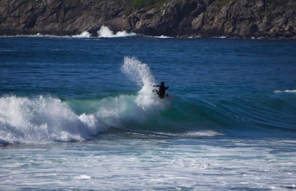 Arctic surf 2